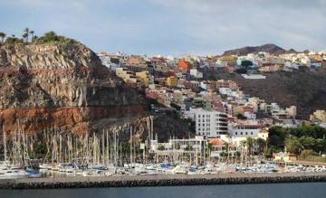 Сан Себастьян де ла Гомера